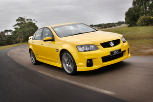 Holden Commodore VE. Photo / Supplied