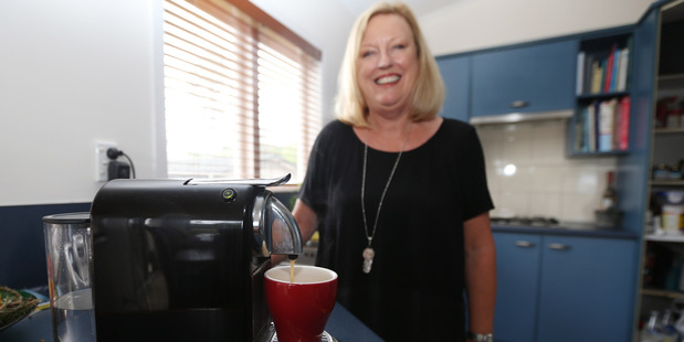 Jennie Brockie says her and her husband's Nespresso habit will cost them about $30 a week. Photo / Getty Images