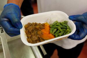 Beef curry. Photo / Christine Cornege