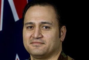 Staff Sergeant Dean Rennie. Photo / Supplied