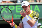 Andy Murray is preparing for his first clay-court tournament of the year at the Monte Carlo Masters. Photo / AP