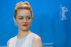 Emma Stone voices the character Eep in The Croods. Photo / AP