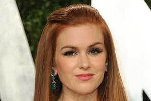 Actress Isla Fisher won't have scales in her house.Photo / AP