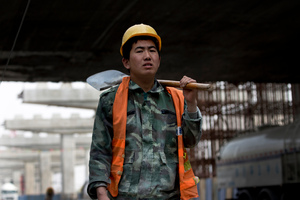 Analysts expect any revival in the Chinese economy to be weak and say growth in consumer spending is low-key. Photo / AP