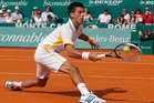 Novak Djokovic. Photo / AP