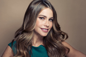 Columbian actress Sofia Vergara is keen to start a family with her new husband one day.Photo / Supplied