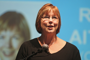 Ruth Aitken. Photo / APN