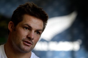 McCaw's latest holiday decision is another example of the Super 15 being trampled on by the New Zealand Rugby Union. Photo / Sarah Ivey