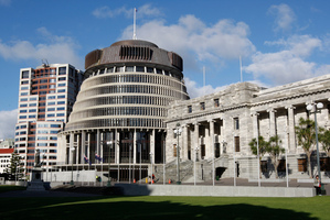 The proposed changes would see the head office moved from Auckland to Wellington. Photo / Mark Mitchell
