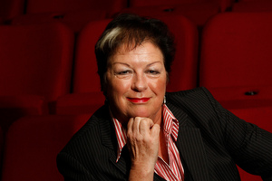 Judge Carolyn Henwood, CNZM - Chair of the listening and assistance service panel. Photo / NZ Herald