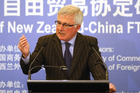 Minister of Trade Tim Groser. Photo / NZ Herald