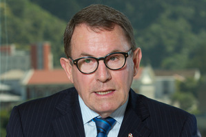 John Banks' political views are mainstream conservative, says Jones. Photo / Mark Mitchell