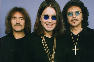 Black Sabbath are in New Zealand for two shows before the release of their first full album with Ozzy Osbourne in 35 years. Photo / Supplied