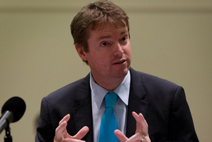 Conservative Party Leader Colin Craig. Photo / Sarah Ivey