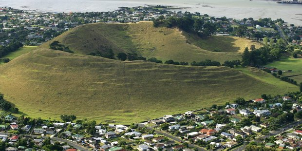 More view shafts to volcanic cones are likely to be protected. Photo / Martin Sykes