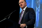 Prime Minister John Key has dismissed speculation that he would be replaced as National Party leader before the next election. Photo / Brett Phibbs