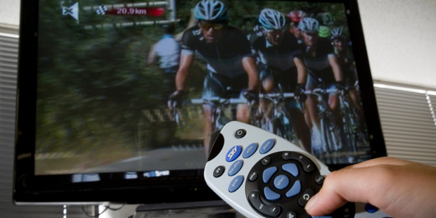 More and more Americans are cutting the cord of their pay TV service. File photo / Dean Purcell