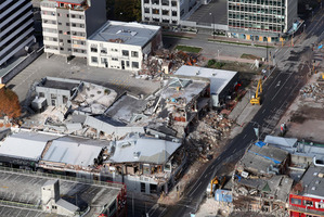Skilled tradespeople are desperately needed in post-quake Christchurch. Photo / NZPA
