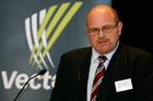 Vector chief executive Simon Mackenzie. Photo / NZ Herald