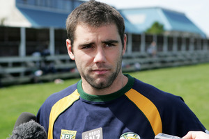 Cameron Smith. Photo / NZPA