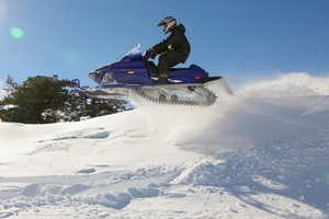 Ski-Doo racing is set to become more popular in NZ. Photo / ThinkStock