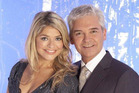 Phillip Schofield and fellow presenter Holly Willoughby. Photo / Supplied
