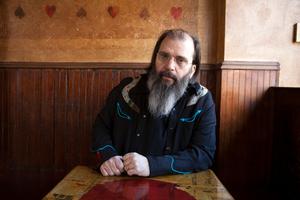 Steve Earle. Photo / Supplied