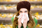 Having a cold is quite convenient as it gives you a legitimate reason for being glum. Photo / Thinkstock