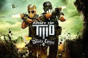 Cover image for Army of Two: The Devil's Cartel. Photo / Supplied