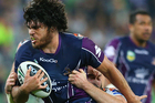 Tohu Harris.  Photo / Getty Images