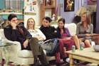 Friends stars David Schwimmer, Lisa Kudrow, Matt Le Blanc, Courteney Cox Arquette and Jennifer Aniston. Photo/supplied