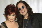 Sharon and Ozzy Osbourne. Photo/AP