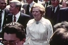 While world leaders, royalty and celebrities will gather in St. Paul's Cathedral for the Iron Lady's funeral Wednesday, many big names from the Thatcher era are not able to attend.