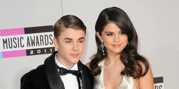 Justin Bieber and Selena Gomez may officially be back together. File Photo / Getty Images