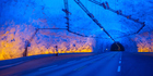 Laerdal tunnel in Norway. Photo / Thinkstock