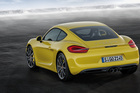 The Porsche Cayman S is now for sale in New Zealand. For use in Driven, April 24.