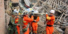 View: Images from the China quake