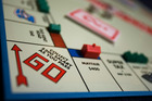 Send your children out to play Monopoly using actual Auckland streets. Photo / Richard Robinson