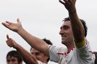 Waitakere United skipper Jake Butler. Photo / Getty Images.