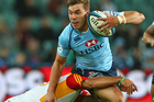 Cam Crawford scored 24 points in his first match of the Waratahs. Photo /Getty Images