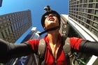 As rush-hour traffic slows to a crawl, hopping on a bike looks more attractive - except for the constant risk to life and limb. Weekend Herald reporter Martin Johnston strapped a camera to his helmet to compile a video diary of the obstacles cyclists face.