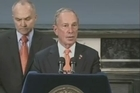 "The brothers accused of carrying out the Boston marathon bombings also planned to carry out an attack in Times Square, New York mayor Michael Bloomberg said Thursday. Bloomberg said surviving suspect Dzhokhar Tsarnaev had provided the information to FBI investigators, and that they had the explosives and ""capacity"" to carry out the attacks."