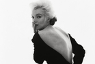 Marilyn Monroe in Dior, photographed by Bert Stern. The screen siren has the best curves of all time.Photo / Supplied