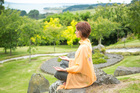 Solace Wellness Retreat in Whitford. Photo / Supplied