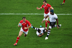 Fiji struggled to field a full-strength team at the 2011 World Cup. Photo / Getty Images