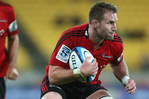 Kieran Read has missed several matches. Photo / Getty Images