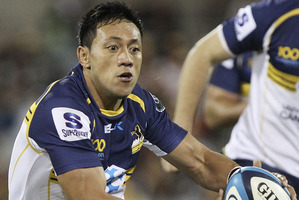 Christian Lealiifano is low-priced but a high scorer. Photo / Getty Images