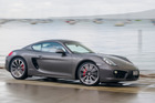The Cayman fills an interesting place in the Porsche range. Picture / Ted Baghurst