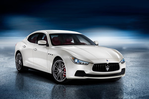 2013 Maserati Ghibli. Photo / Supplied