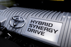 Prius engine More than 5500 Toyota hybrids have been sold in NZ.
